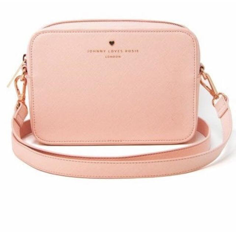 Jonny Loves Rosie  Blush  Boy Bag