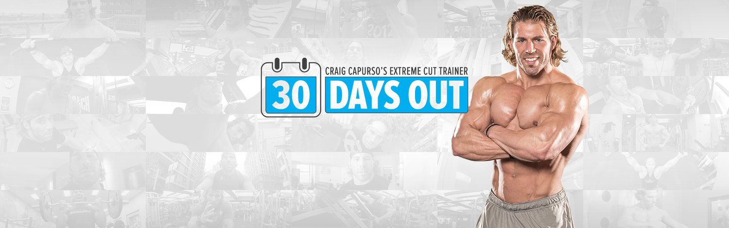 30 Days Out Workout Plan Review