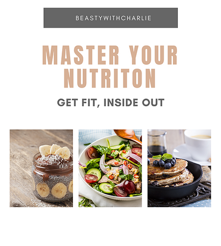 Master Your Nutrtion Review