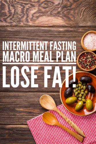 Intermittent Fasting Meal Plan Review