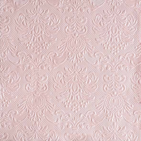 Pearl Pink frokostservietter i 33x 33 cm fra Ambiente