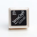 Versacraft Stempelpude Sort 24x24 mm