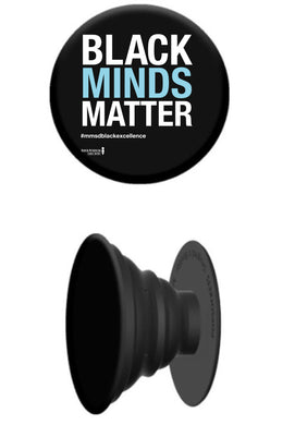 Black Minds Matter, Plastic, Popsocket Grip