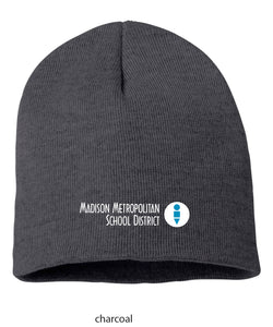 MMSD Logo, Beanie, Embroidered