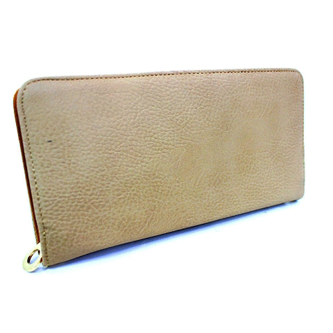DOUBLE DUTY WALLET - APRICOT