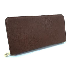 DOUBLE DUTY WALLET - COFFEE