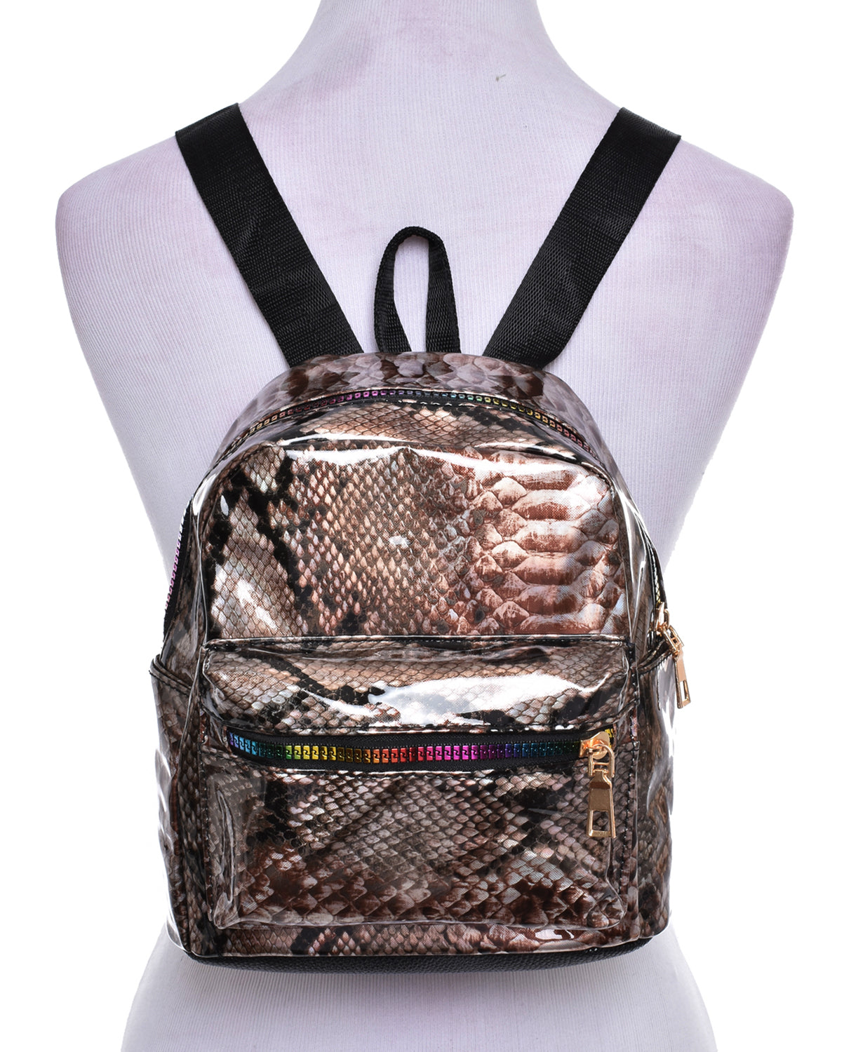 Snakes In The Grass Mini Backpack