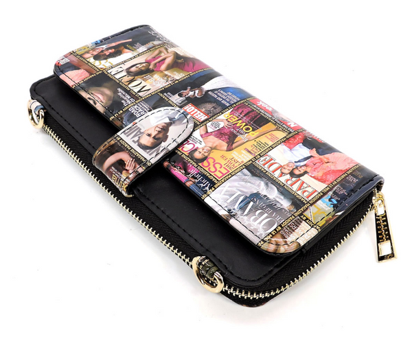 The Presidential Collection - Crossbody Wallet