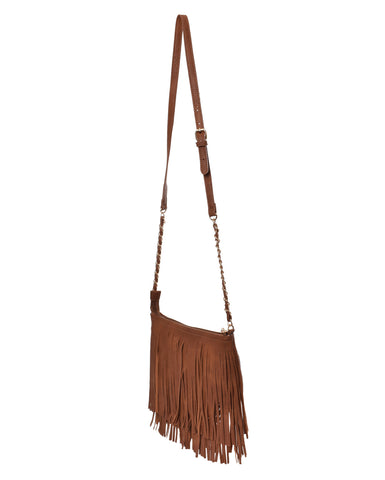 Fringe Frenzy 2 - Brown