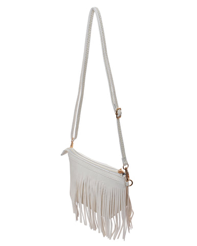 Fringe Frenzy  1 -  White