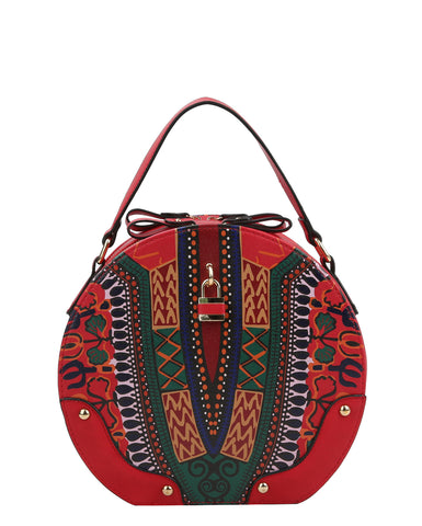Dashiki - Red