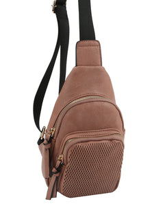Sling Backpack - Blush