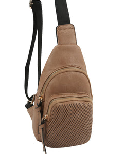 Sling Backpack - Tan