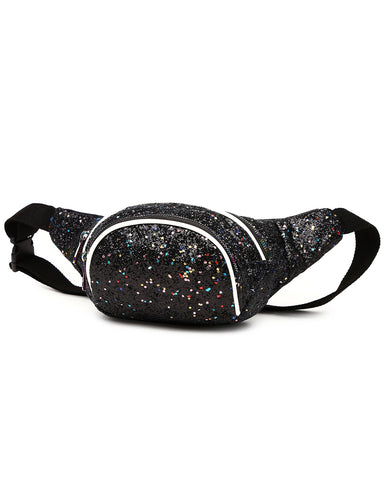 Glitz and Glory Fanny - Black