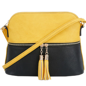 COLORBLOCK CROSSBODY