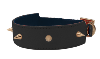 Spiked SLIM CUFF Collar
