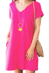 Pink Creature of Comfort Dress