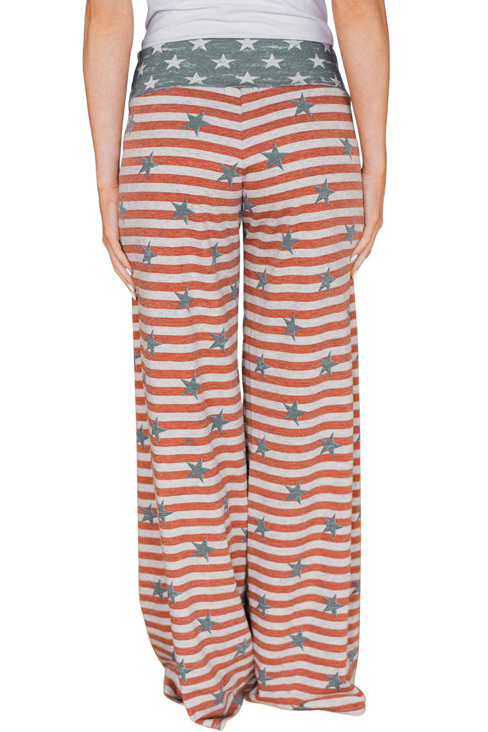 The American Dream Striped Lounge Pants
