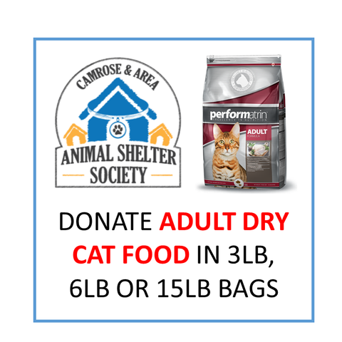 Donate Cat Food