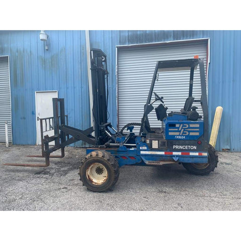Princeton Delivery Systems PBX Piggy Back Truck Mount Forklift - Forklifts