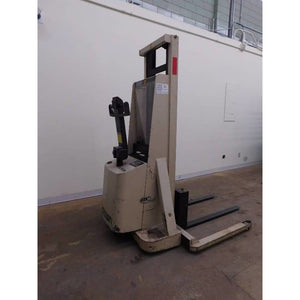 Crown 20MT-S 2000LBS Walk Behind Walkie-Stacker Forklift 24V 130 - Forklifts
