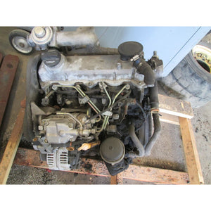 Linde Engine (Diesel With Turbo) - Parts