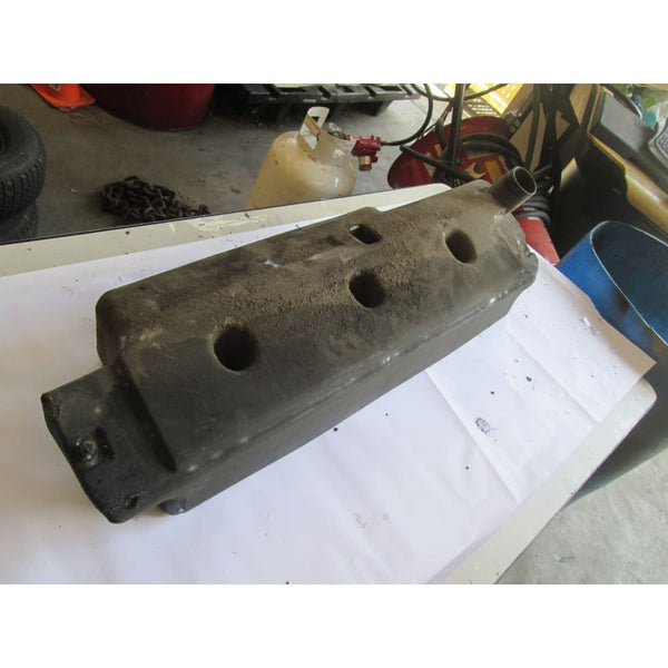 Linde H50D Air Box - Parts