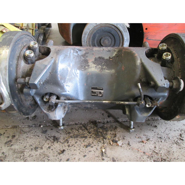 Linde Wheel Motors Front Axle - Parts