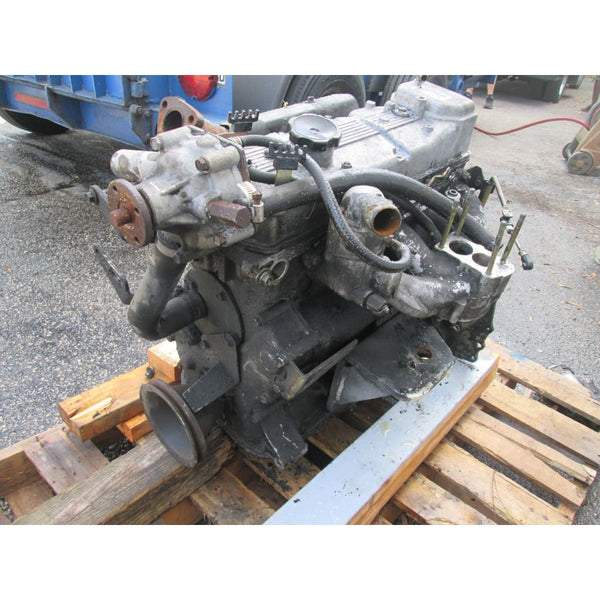Mitsubishi 4G54 Industrial Forklift Engine Clark 2774873 - Parts