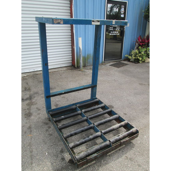Sackett CS18-2 Industrial Forklift Roller Battery Charging Stand - Chargers