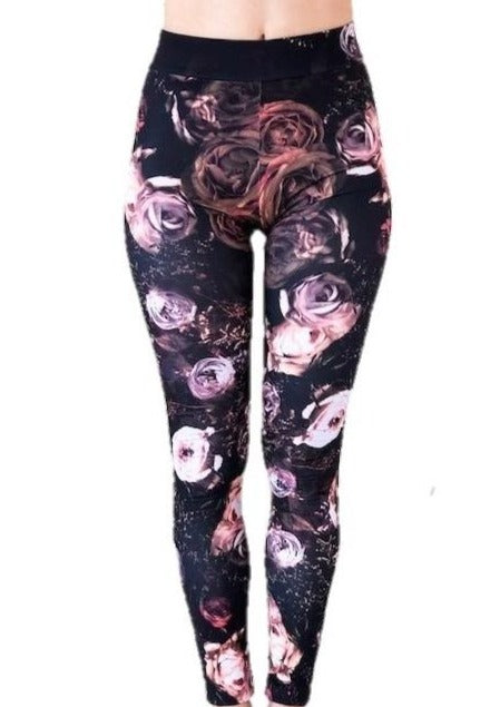 girl-wears-a-floral-athletic-trouser-frontside
