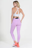 Pink Lavender Classic Pocket Leggings