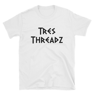 Tres Threadz Tee (White)