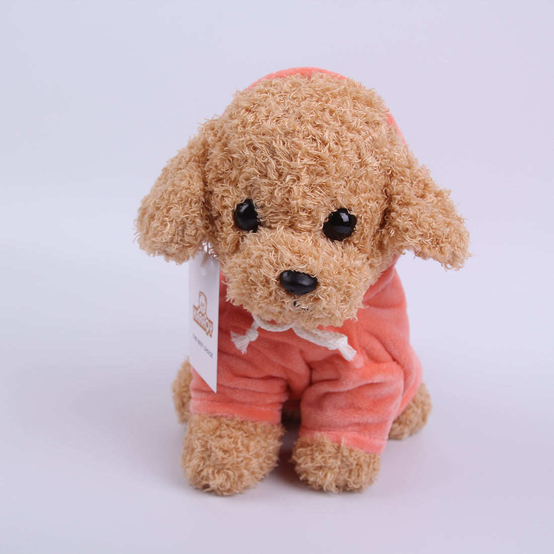 KARAQY Puppy Stuffed Animal Plush Toy