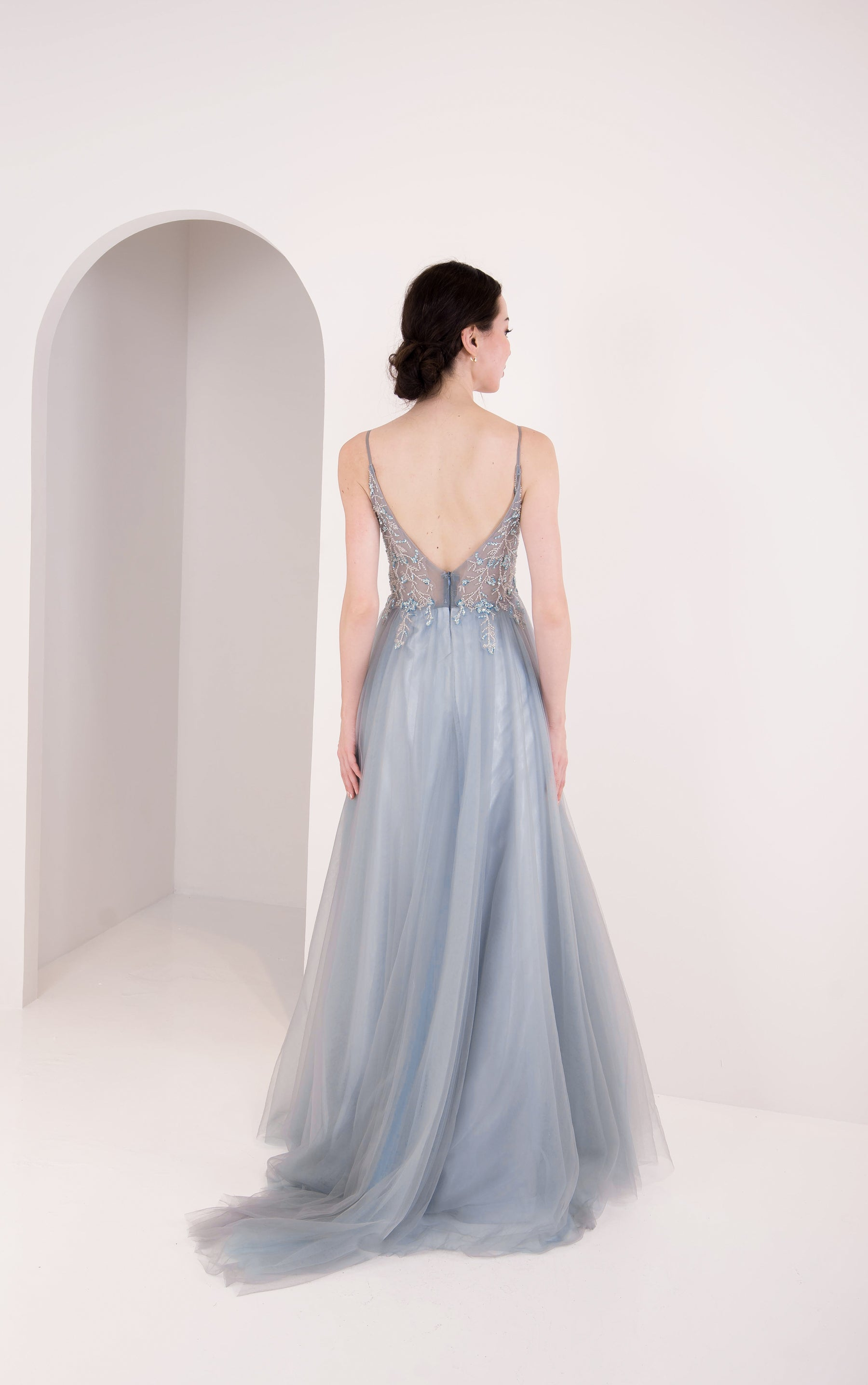 Lite Ophelia Blue Gown