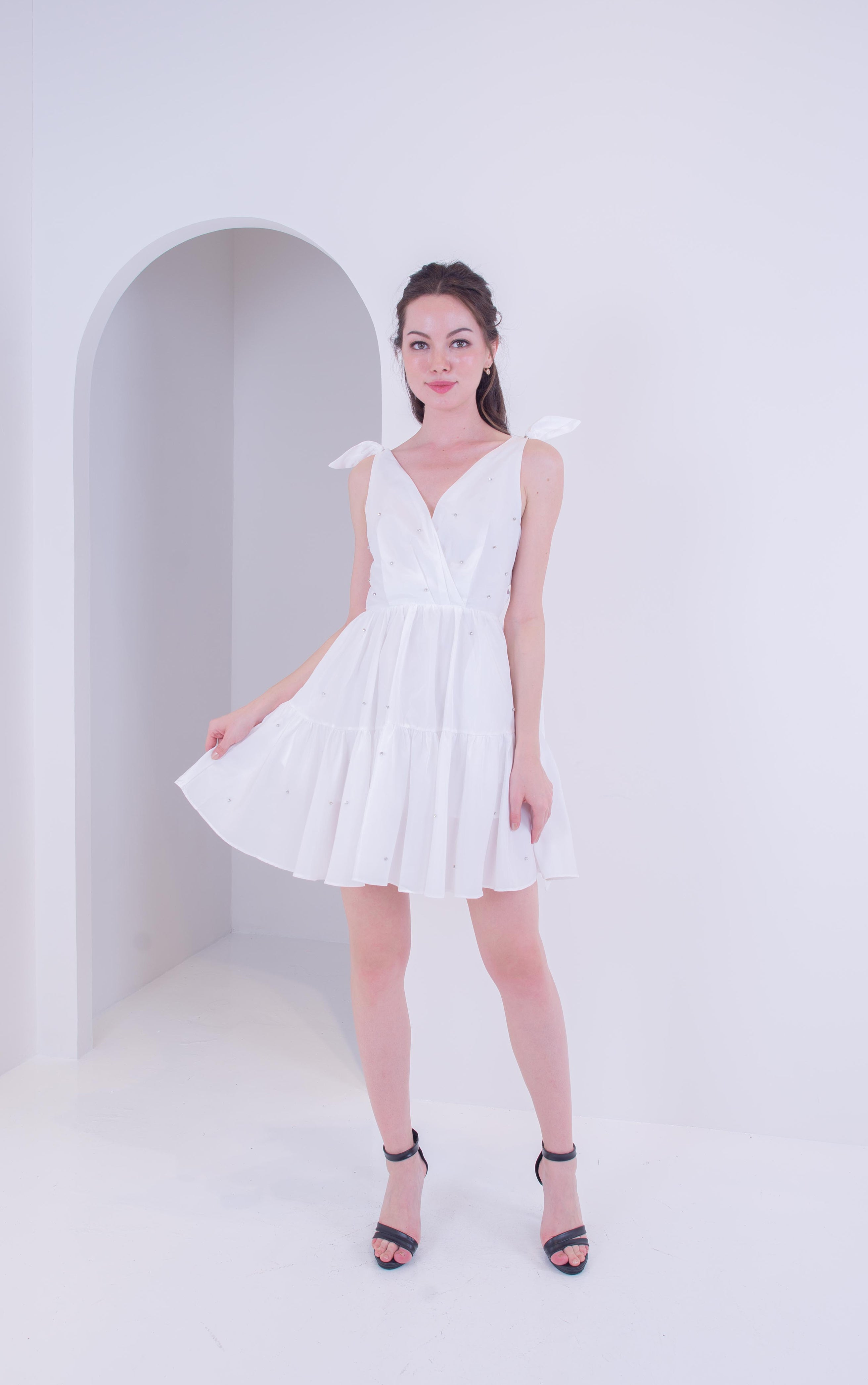 *LAST PIECE* Dear Fairies White Dress