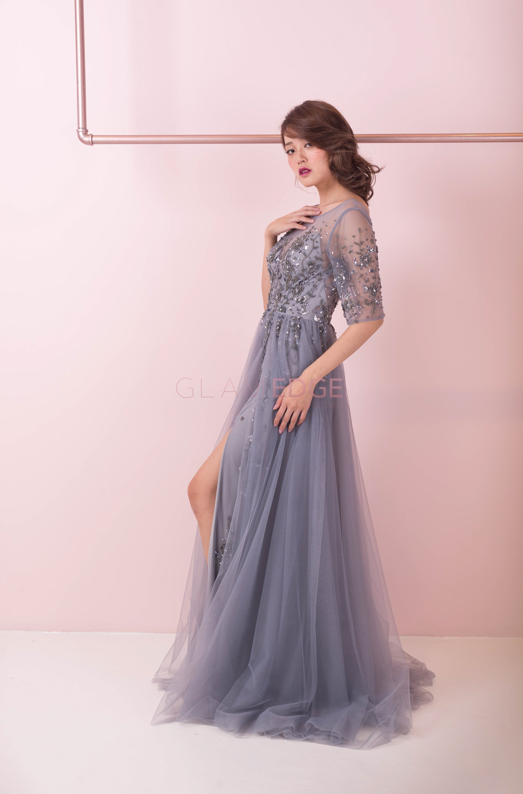 Glamorous Mood Gown