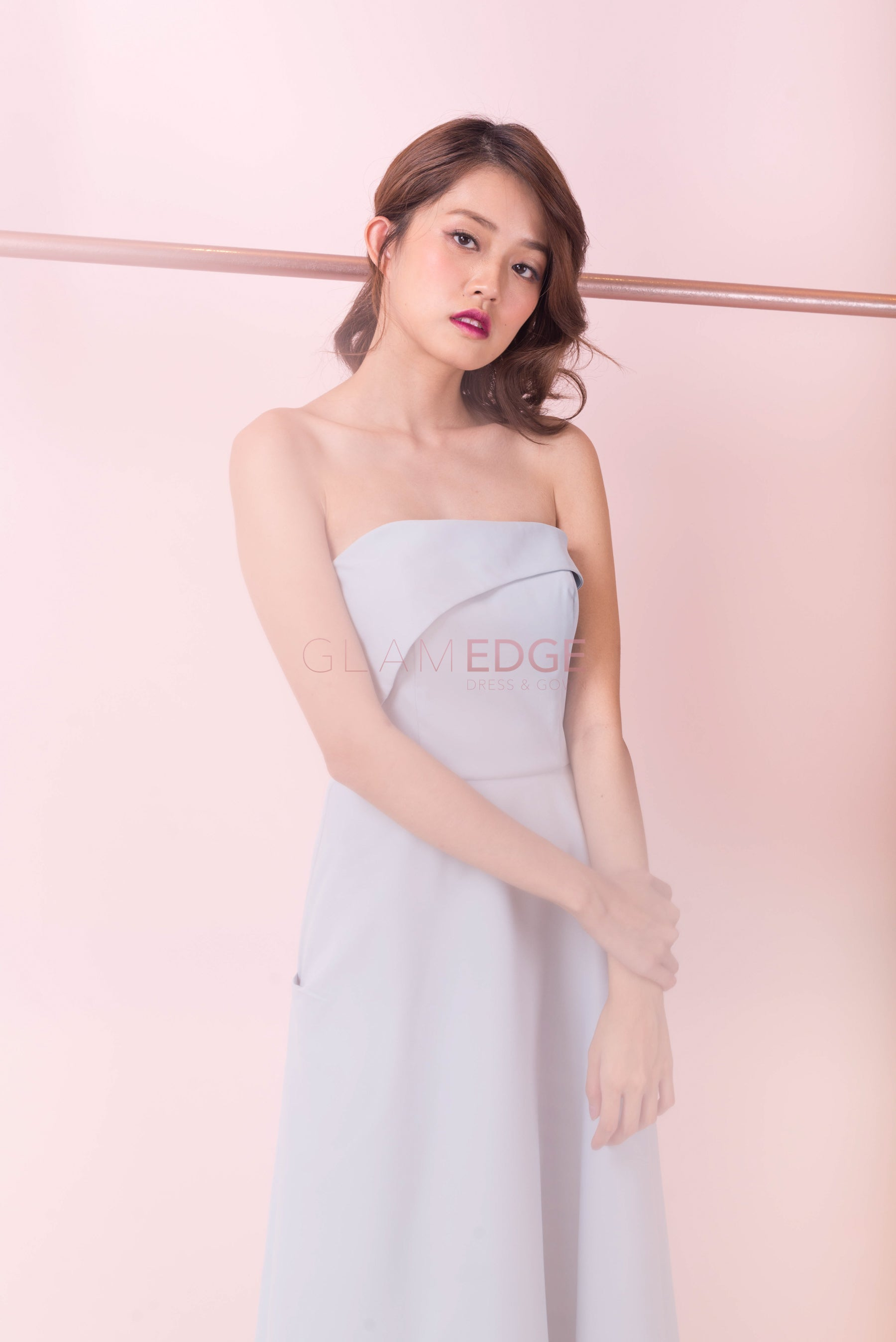 Blue am Bleu Gown