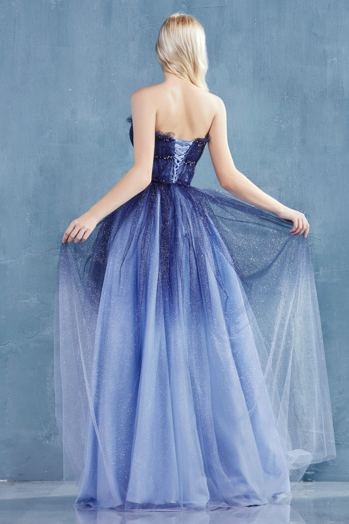 AL Galina Starry Sky Gown