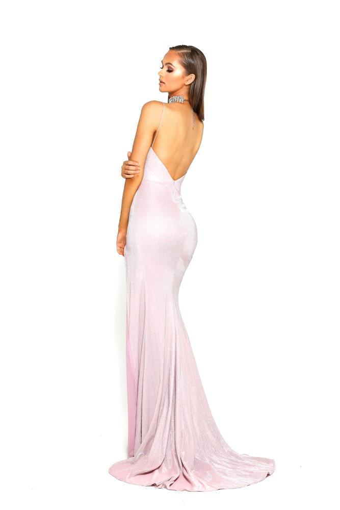 PS Hugo Diamond Pink Gown