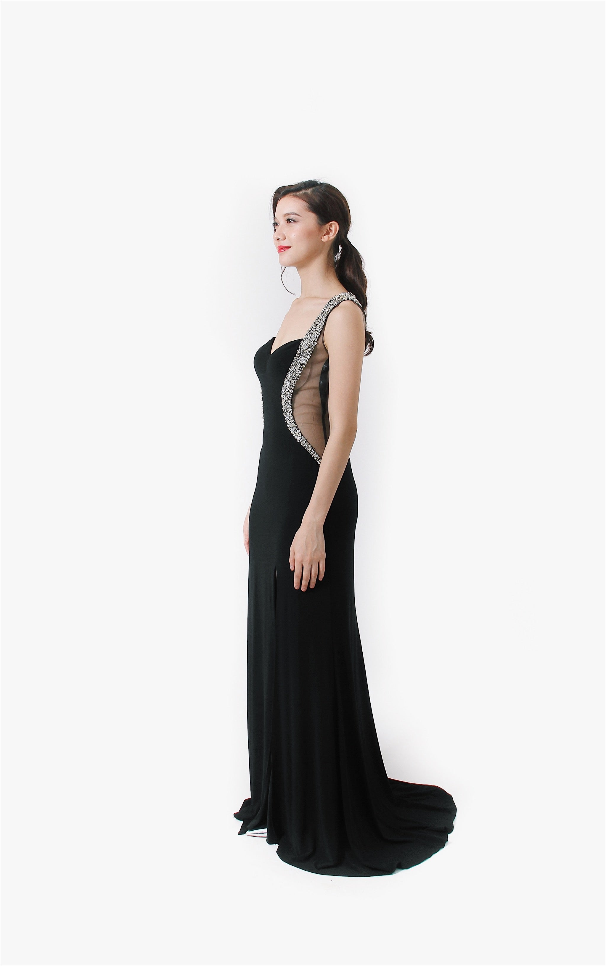 SOLD OUT Black Eve Dress