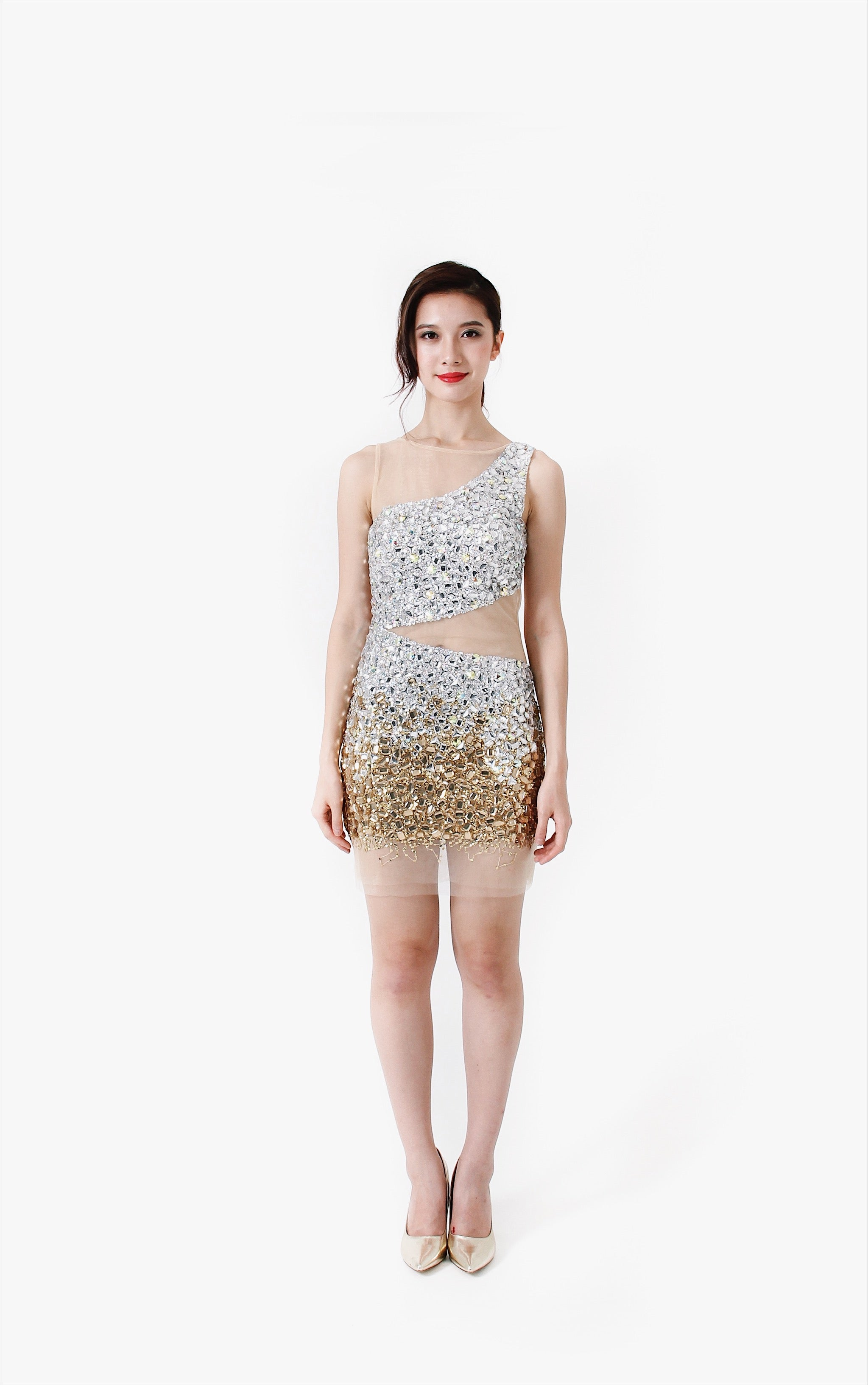Shine Time Dress