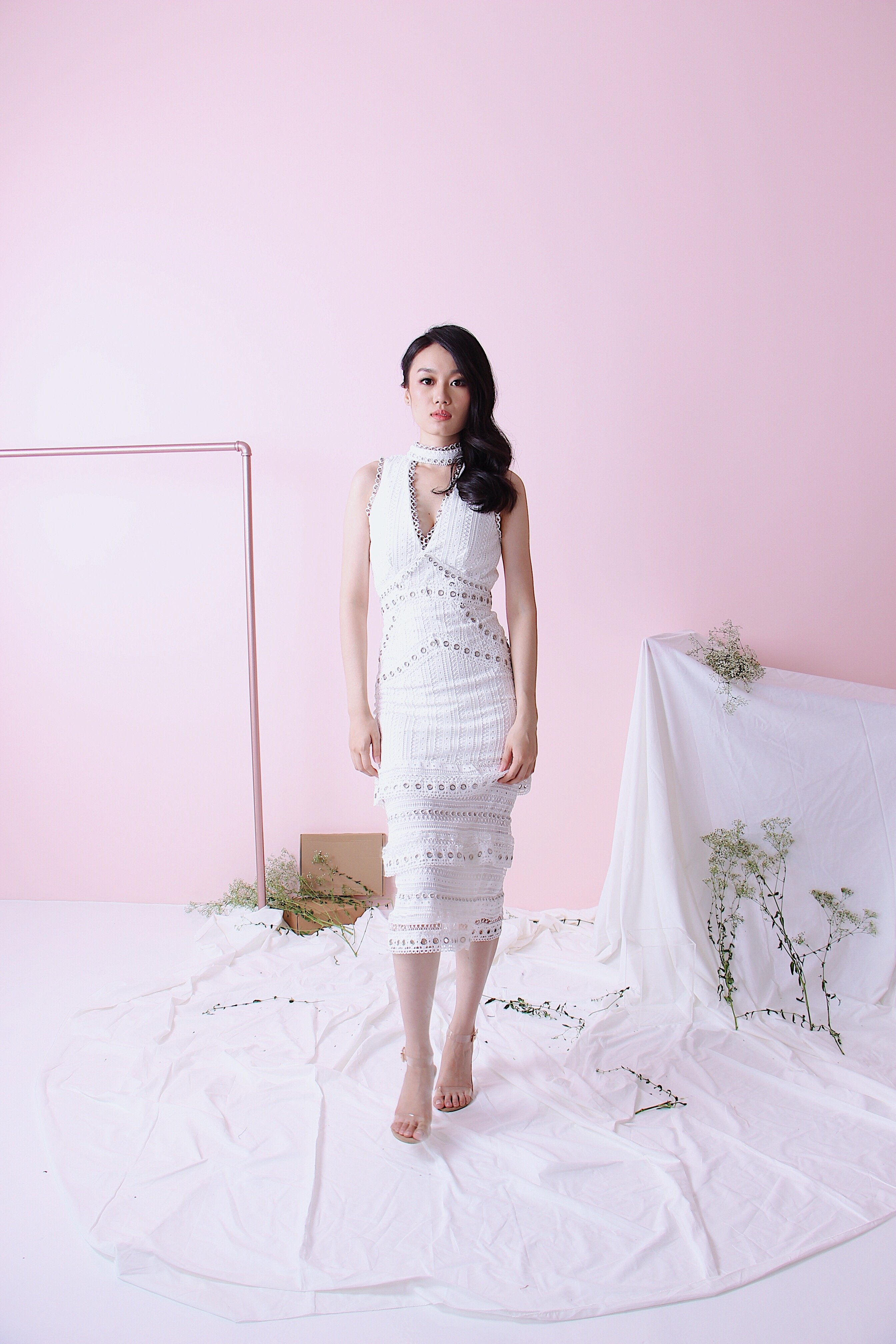 *SALE* One and Only White Dress