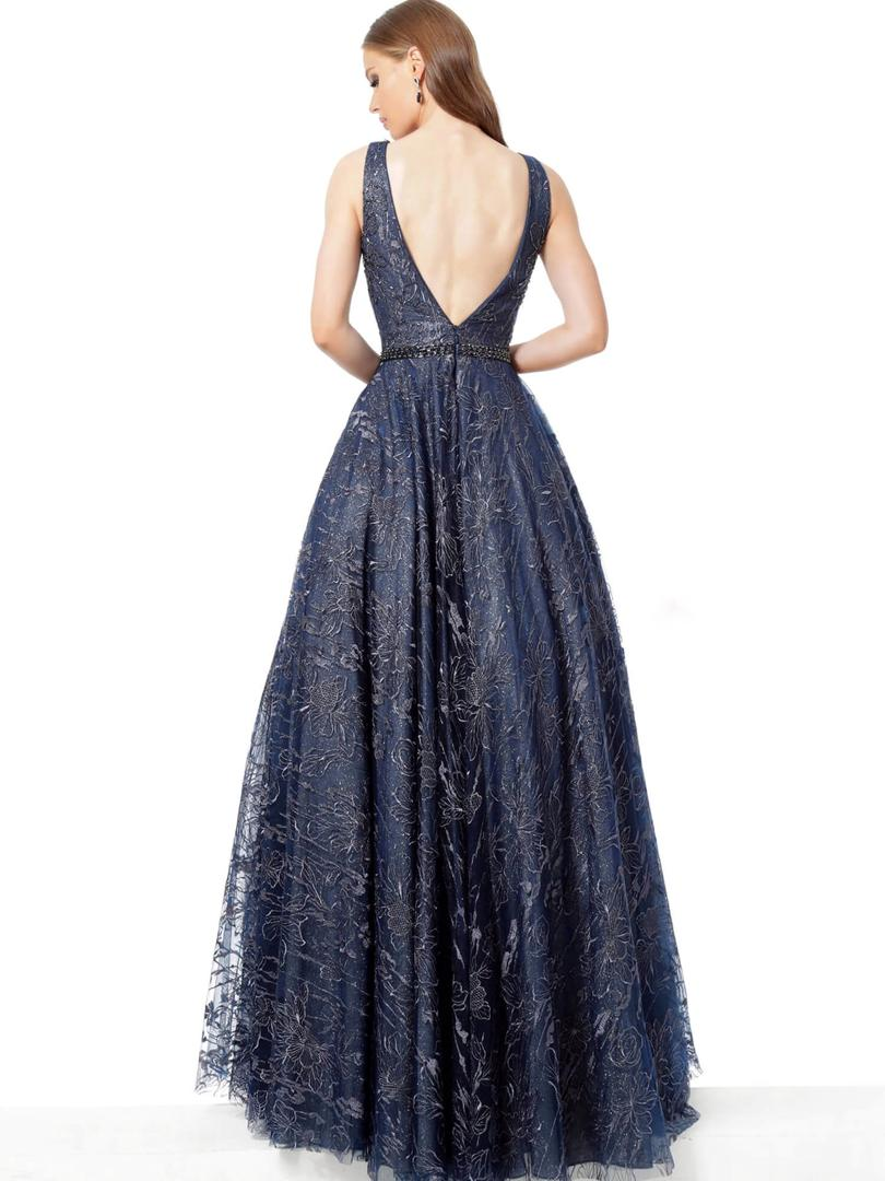 J Ultra Midnight Blue Gown
