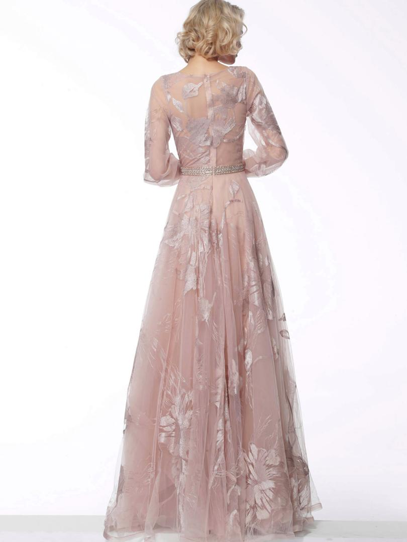 J Champagne Misty Rose Gown