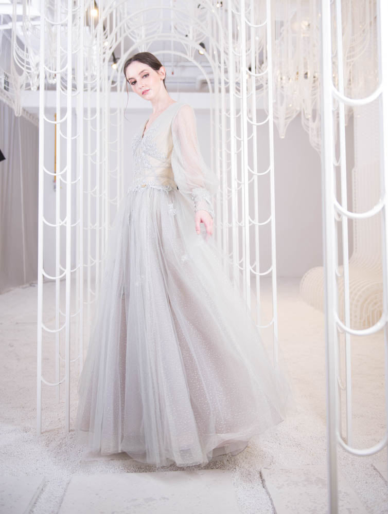 Alanis Tulle Gown