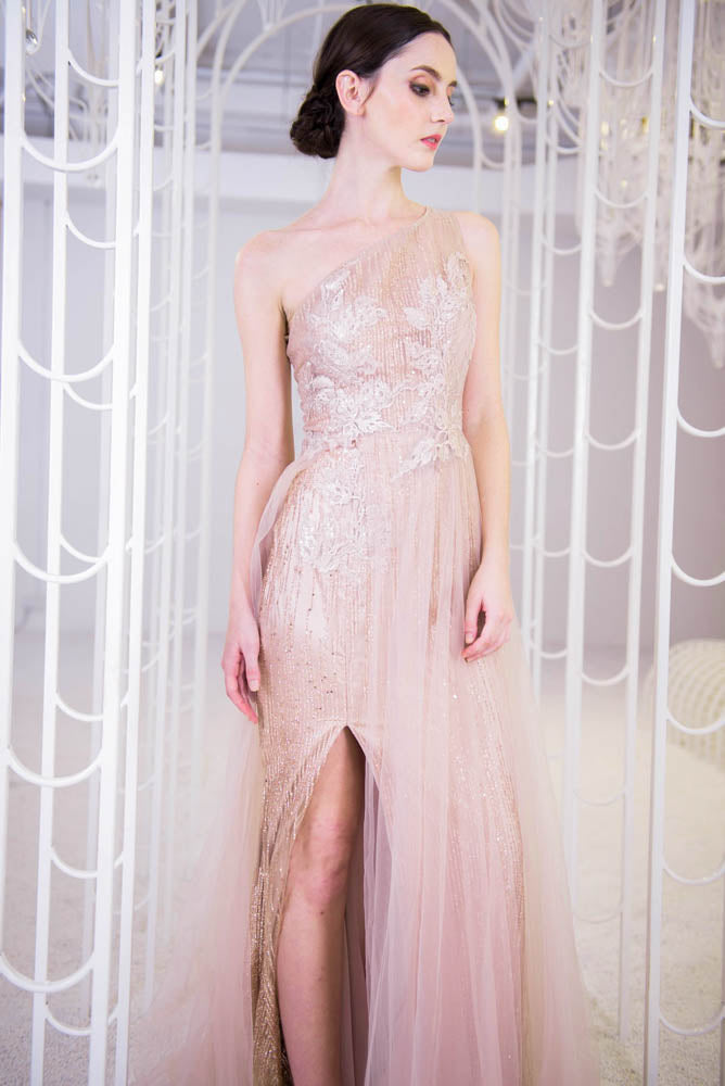 PS Glitters Stone Gown