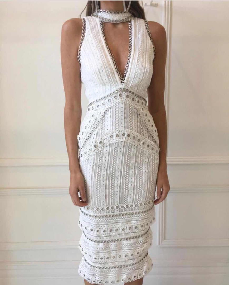 One and Only White Dress