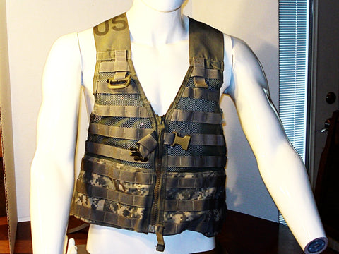 MOLLE II Modular Fighting Load Carrier (FLC) Tactical Vest