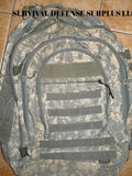BUG OUT GEAR S.O.C. BRAND DIGITAL ACU BACKPACK pre used BOB TACTICAL SURVIVAL PREPPER BAG /ITEM#MPAK102